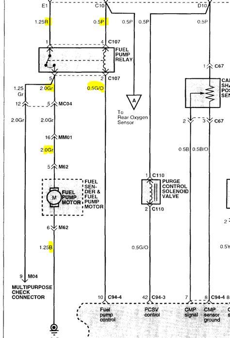 Hyundai Sonata Backup Light Wiring Diagram