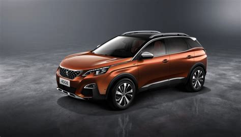 The New PEUGEOT 4008, the SUV tailored to the Chinese