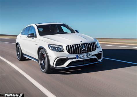 Mercedes Benz 2019 : 2018-2019 Mercedes-benz Glc63 S Amg Coupe Details