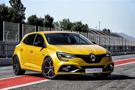 2019 Renault Megane Rs Trophy Unveiled As Most Powerful