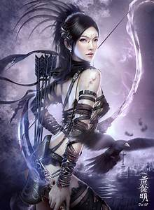 fantasy warrior fantasy archer fantasy women fantasy women ...