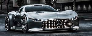 Between Reality And Future Mercedes Benz AMG Vision Gran