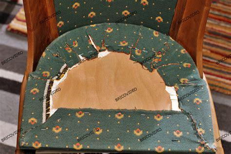 refaire une assise de chaise en bois bricolage restauration d 39 une chaise en bois refaire