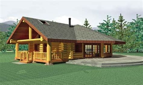Small Log Home Design Best Small Log Home Plans, Log Home