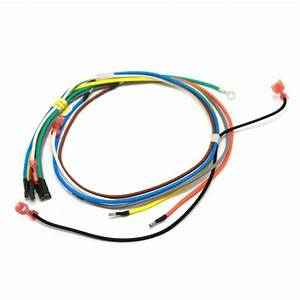 Genuine Wb18t10408 Ge Cooktop Burner Wire Harness