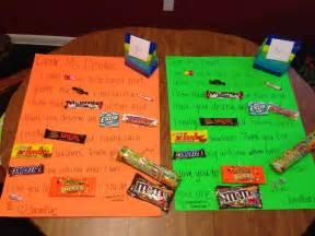 Candy Bar Teacher Thank You Gift