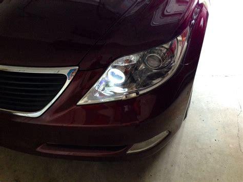 lexus is headlight and fog light modifications clublexus
