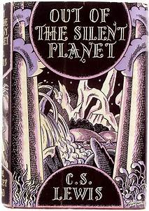 Out Of The Silent Planet By C S  Lewis  1938 First Edition