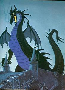 Dragon Maleficent | ALL THINGS DISNEY!!! | Pinterest