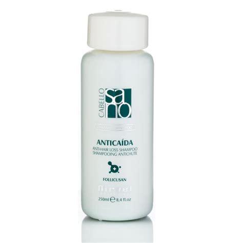 Anti Hair Loss Treatment Shampoo With Follicusan *new