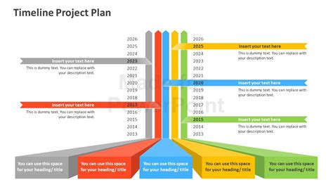 Free Timeline Template Template Project Timeline Template