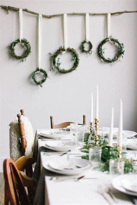 beautiful diy christmas wreath walls homemydesign