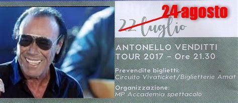 Poste Italiane Porto Recanati by Antonello Venditti All Arena Gigli Di Porto Recanati