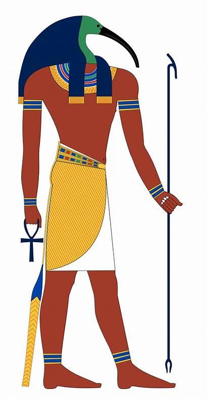 Thoth Mirror Svg Wikimedia Commons Wikipedia