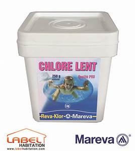 Galet De Chlore : mareva galets de chlore lent 250g emballs reva klor ~ Edinachiropracticcenter.com Idées de Décoration