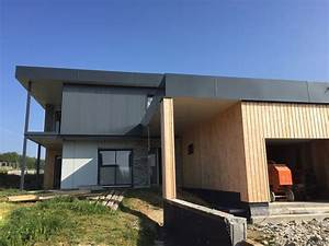 Pose Lames Pvc : bardage bois rennes bardeur composite pvc pose lame ~ Premium-room.com Idées de Décoration