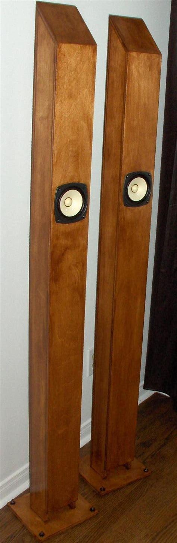 zigmahornet speakers with fostex fe103e fe103en driver