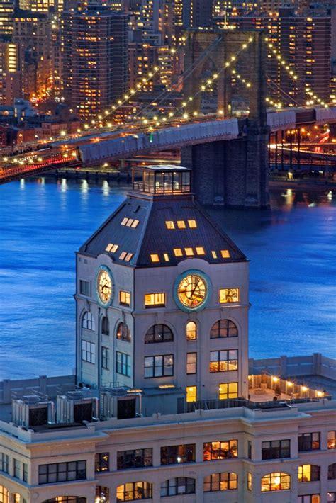 A New York Triplex by Clock Tower Loft En Triplex 224 New York