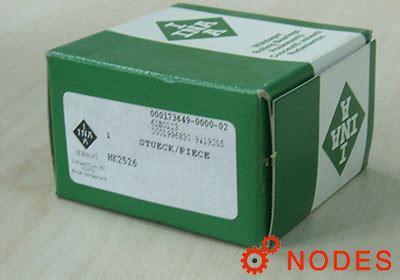 ina hk rs needle roller bearings nodes bearing