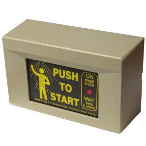 shower shut timer push button shower timer with shut warning