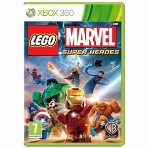 Lego Marvel Super Heroes Game Xbox 360 Ozgameshopcom