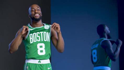 Kemba Walker reveals his real height at Celtics Shamrock ...