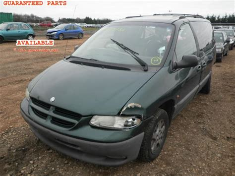 Chrysler Parts by Chrysler Grand Voyager Breakers Grand Voyager Dismantlers
