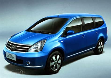 Nissan Livina Backgrounds by 2014 Nissan Livina Geniss Spyshots