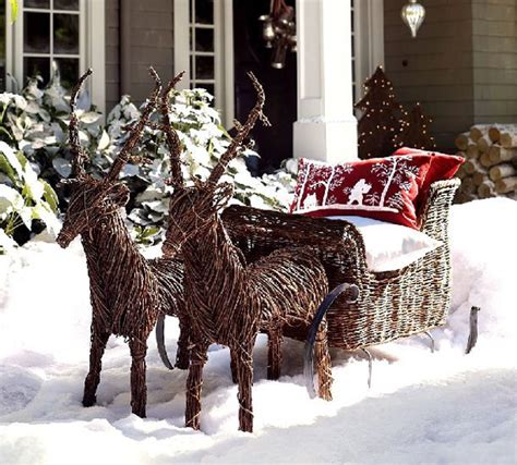 easy outdoor christmas decorations easy outdoor christmas decorations outdoortheme com