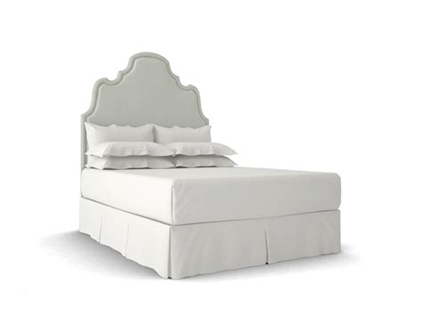Queen Size White Headboard