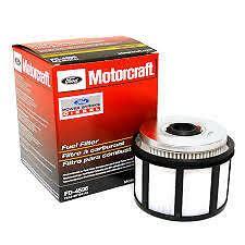 99 Ford F 450 Fuel Filter by Genuine Oem Motorcraft 7 3l Powerstroke Diesel Fuel Filter