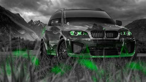 bmw  tuning crystal nature car  el tony