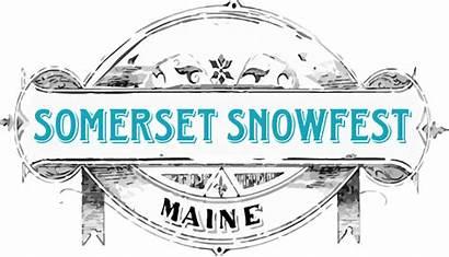 George Lake Skowhegan Regional Park Snowfest Somerset