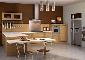cuisine modele baltique en chene massif euro cuisine With couleur tendance pour salon 10 cuisine design haut de gamme cuisine interieur design