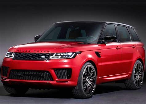 2020 Range Rover Sport by 2020 Range Rover Sport Refresh New Diesel Engine