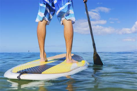 why use a stand up paddle board disrupt sports