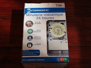 Intermatic Hour Dial Timer Amp Double