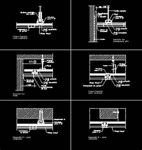 Knauf System Construction Details DWG Detail for AutoCAD