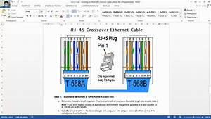 T568 Wiring Cat 6 Diagram