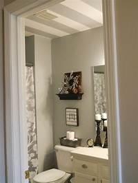 bathroom ceiling ideas Striped bathroom ceiling | Hometalk