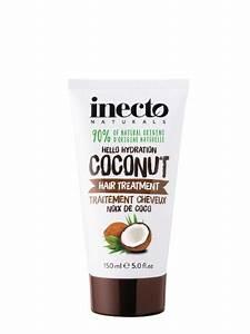 Masque Capillaire Huile De Coco : masque capillaire intensif noix de coco inecto france ~ Melissatoandfro.com Idées de Décoration