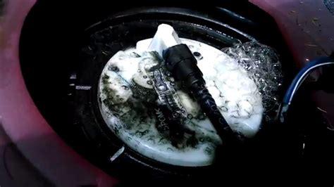 gas tank leak  check engine light code po po