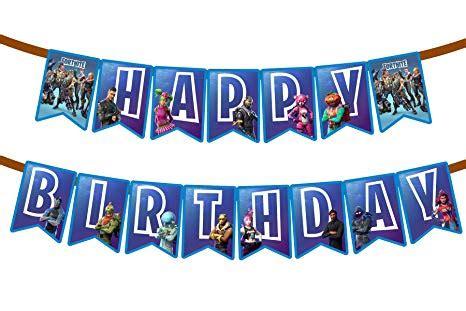 big list  fortnite birthday supplies  redbud drive