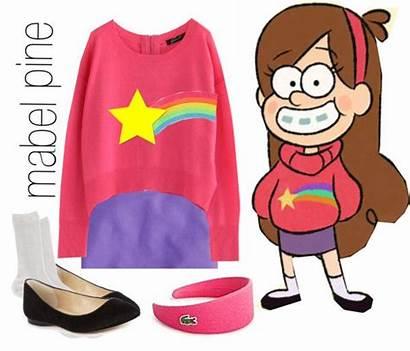 Cosplay Gravity Falls Mabel Costume Costumes Halloween