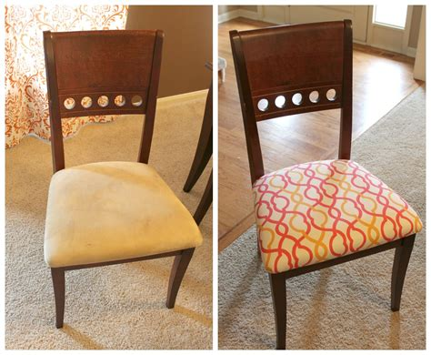 How To Reupholster A Dining How To Reupholster A Dining Room Chair Fortikur