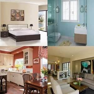 Colores agradables que se están usando para pintar la casa por dentro, ¿De qué color debo pintar