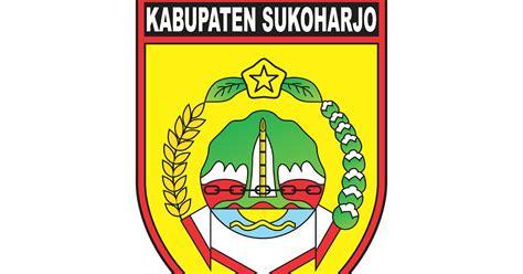 logo kabupaten sukoharjo format cdr png gudril logo