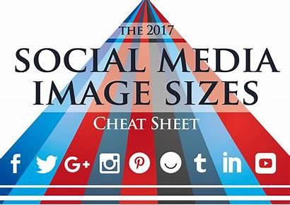 Social Sizes Cheat Sheet Infographic Header Website