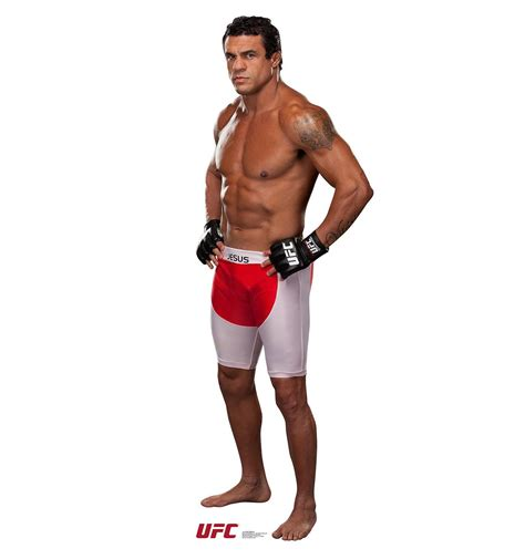 Advanced Graphics UFC Vitor Belfort Championship Life Size ...