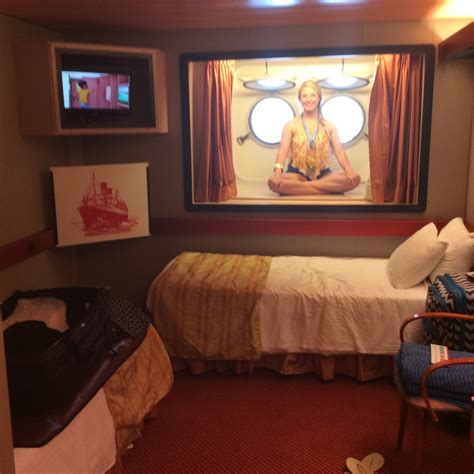 Prinsendam Deck Plan 2013 by Inside Cabin M4 On Carnival Paradise Category Pc